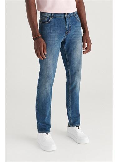 Avva E003519 Regular Fit Jean Pantolon E003519 Mavi